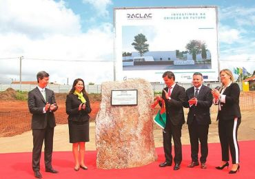 Raclac cria unidade industrial única na Europa
